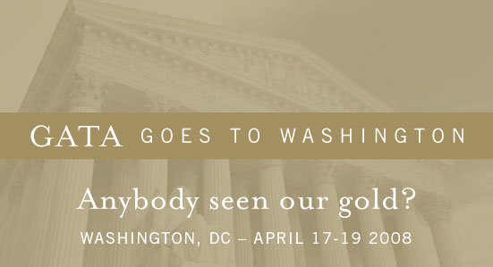 GATA Goes to Washington
